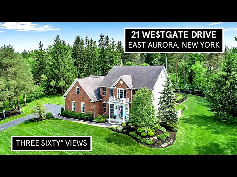 21 Westgate Dr. East Aurora, NY 14052