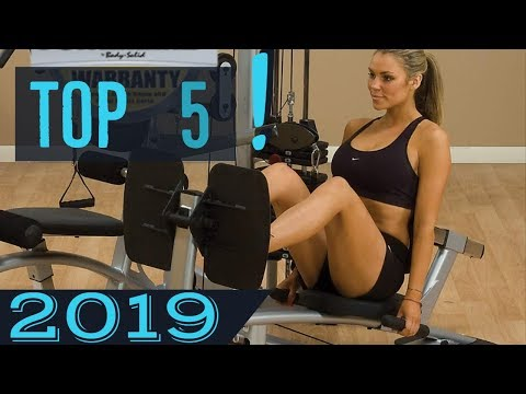 Best Home Gym Equipment In 2020