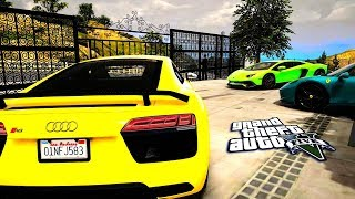 GTA 5 - NEW CARS + NEW MANSION #58 (REAL LIFE MOD)