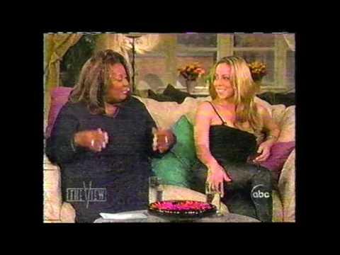 Mariah Carey Rainbow Interview
