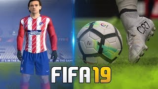🎮 FIFA 19 - TUDO SOBRE AS FACES da ANTIGA GERAÇÃO, BOLAS, ESTÁDIOS e CHUTEIRAS! 😯( PS3 & XBOX 360)