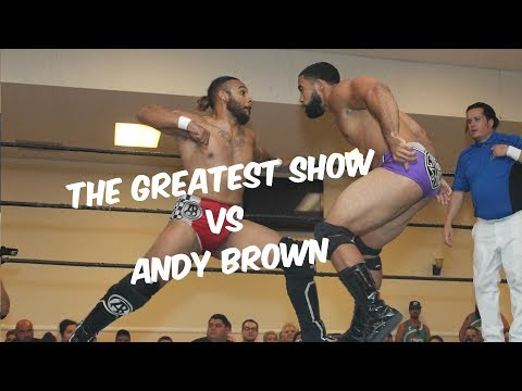 EWF - The Greatest Show vs Uptown Andy Brown - 08/31/18