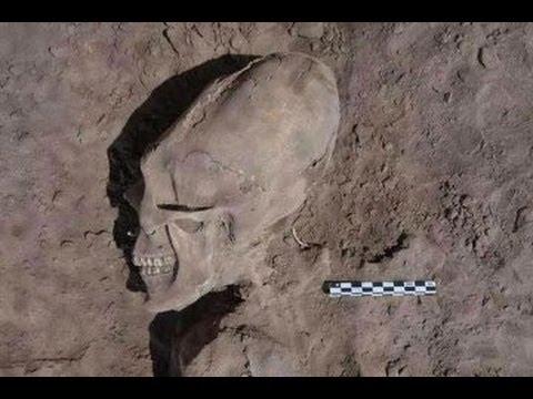 Creepy: Ancient Conehead Skulls Found in Mexico