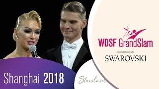 Zharkov - Kulikova, RUS   2018 GrandSlam STD Shanghai   Farewell to Champions