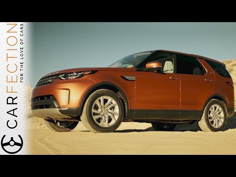 2017 Land Rover Discovery: Now You Can Drive Your Family Up A Mountain - Carfection
