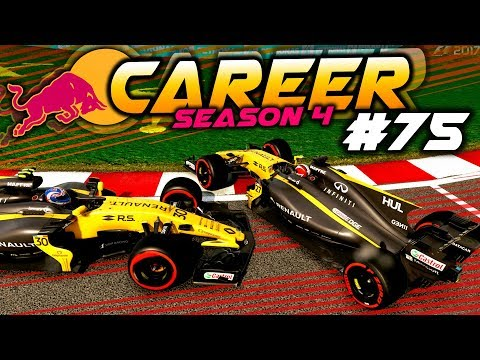 F1 2017 Career Mode Part 75: ABSOLUTE CHAOS AT MALAYSIA, AGAIN!