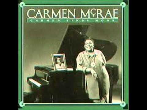 Carmen McRae-You Know Who(I Mean You)