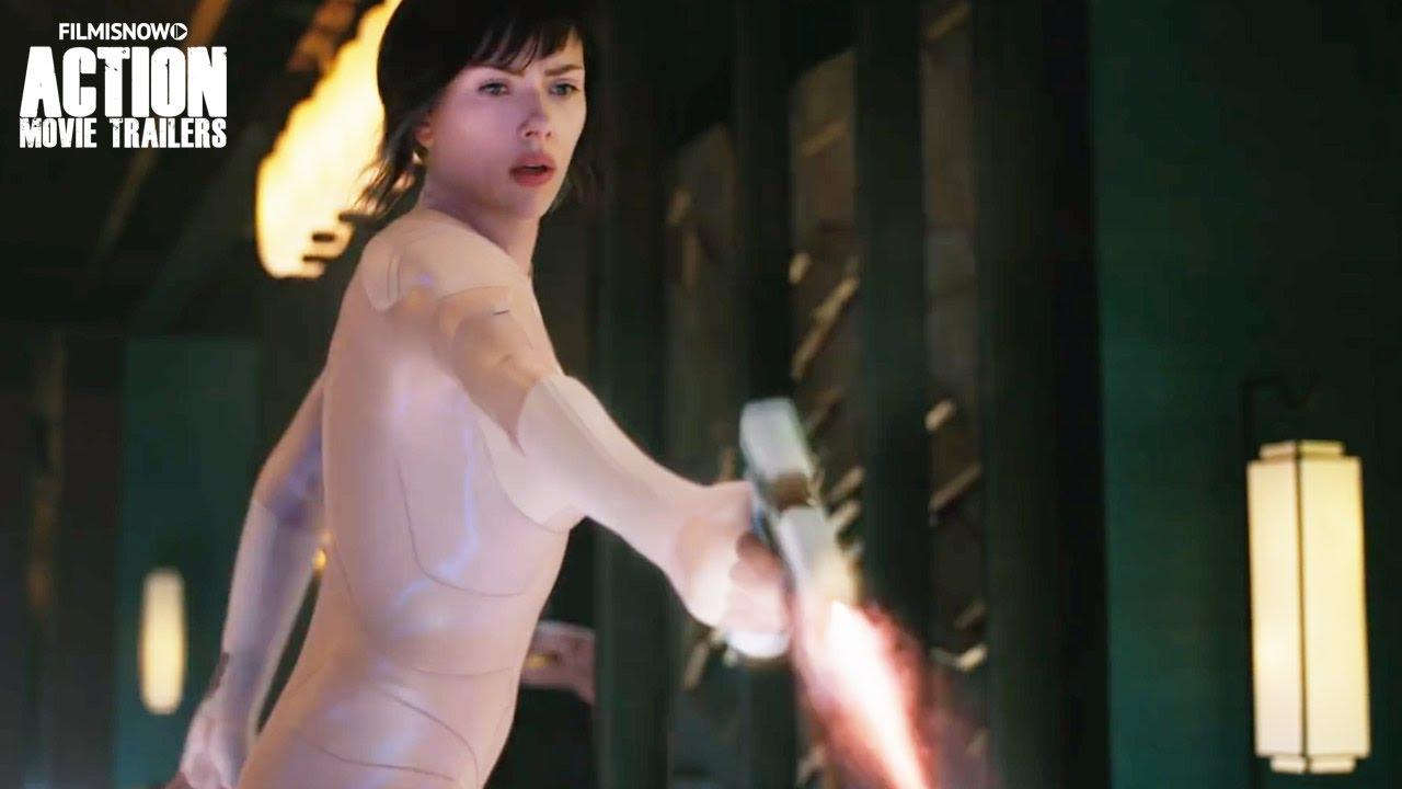 Ghost In The Shell  Scarlett Johansson -9077