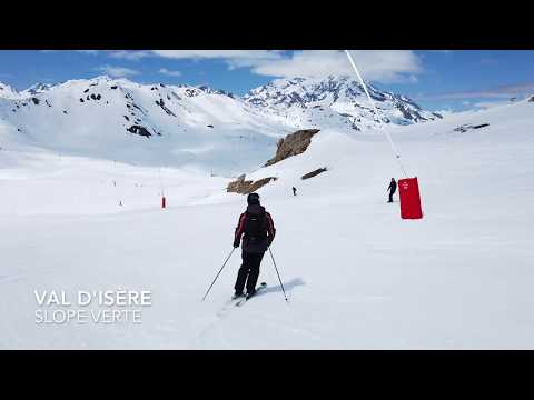 Skiing In Val D'Isère And Tignes 2019