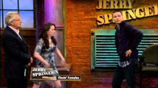 The Slutty Look Pose (The Jerry Springer Show)