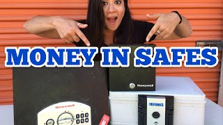 FOUND MONEY IN SAFE I Bought An Abandoned Storage Unit Locker / Opening Mystery Boxes Storage Wars