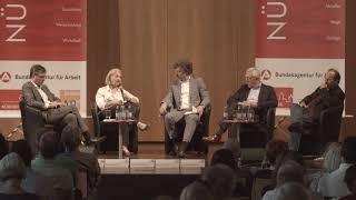 Nürnberger Gespräche 1/2018: Bedingungsloses Grundeinkommen - Nonsens oder Notwendigkeit