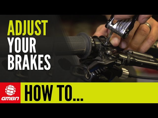 How To Set Up And Adjust Your Brakes | Mountain Bike Maintenance