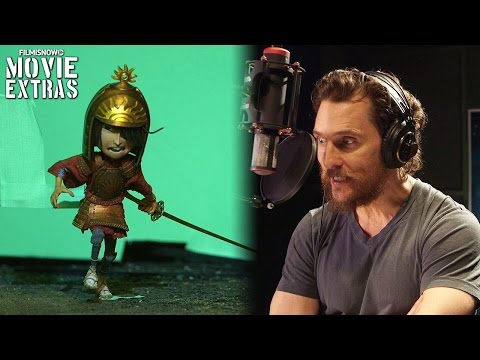 Go Behind the s of Kubo and the Two Strings  stopmotion and voice production