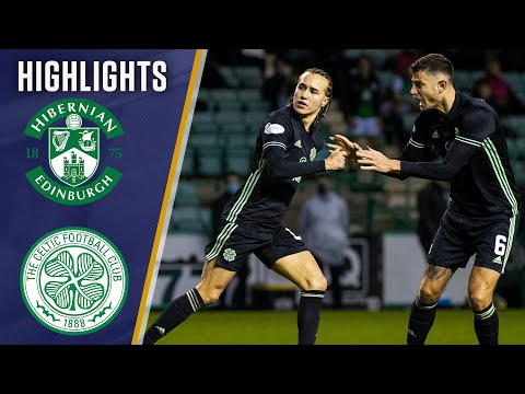 Hibernian Celtic Goals And Highlights