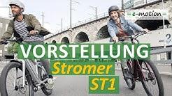 Stromer ST1 - 2020 | Der ideale Begleiter für Pendler & Puristen