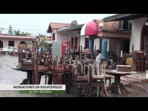 inundaciones en siguatepeque resumen 17-10-2015