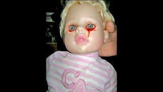 la mia bambola ha cominciato a sanguinare... (AIUTO)