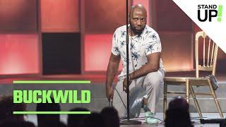 Comedian Buckwild Loves His Trash Talking Grandma