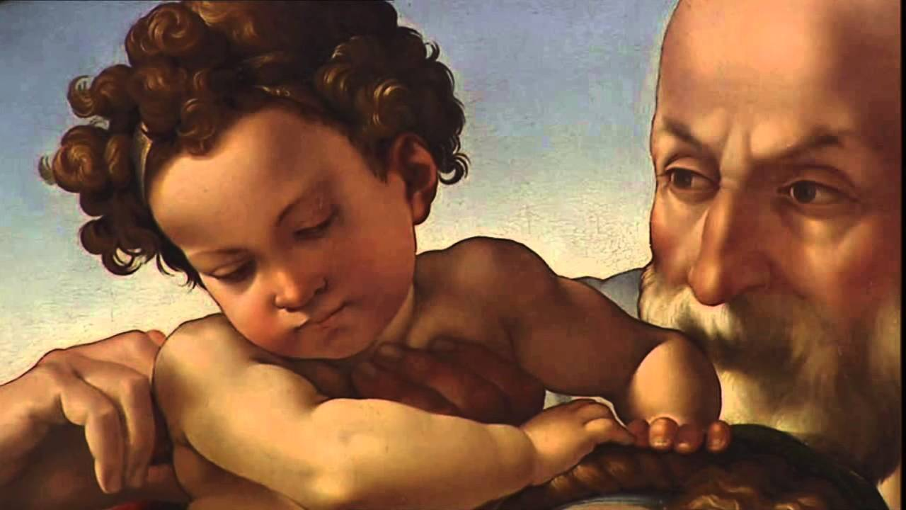 an analysis of the painting the doni tondo Title length color an analysis of the painting the doni tondo rating : michelangelo - as a child, michelangelo was taken to florence, where he a chapter analysis of.