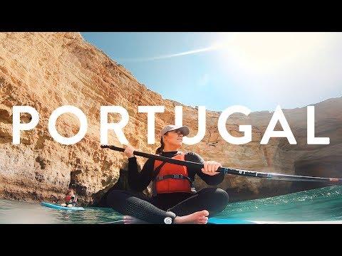 SOLO TRIP TO PORTUGAL | Lagos, Lisbon + Porto