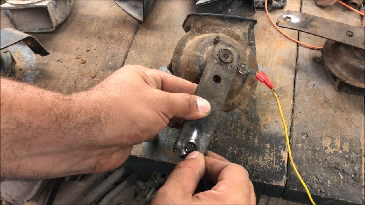 small resolution of gm delco remy horn troubleshoot and info chevelle chevrolet diy do it yourself