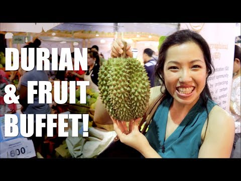 DURIAN FEST & FRUIT BUFFET in Bangkok! – Hot Thai Kitchen