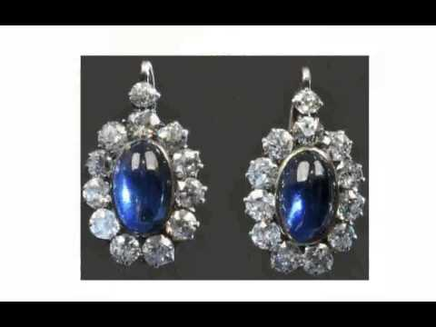 Эксклюзивные ювелирные украшения Cuellar Design