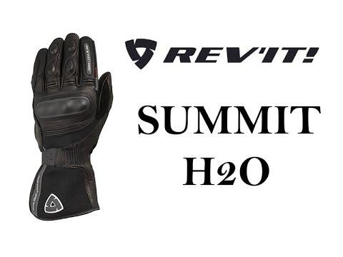 Мотоэкипировка [мотоперчатки REV'IT Summit H2O]