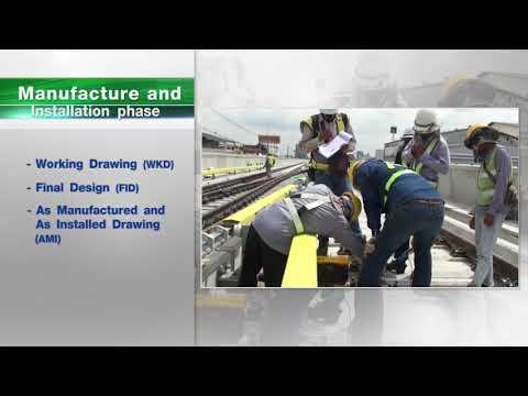 Presentation_BKK MRT Green Line South Extension (Bearing-Samutprakan) : Trackwork