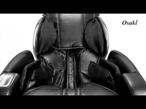 Osaki OS-4000CS Massage Chair Features Video