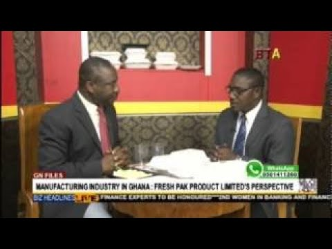 Manufacturing Industry In Ghana On Gn Files
