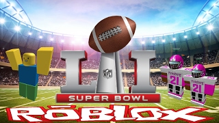 Superbowl LI but it's poorly made in ROBLOX Studio