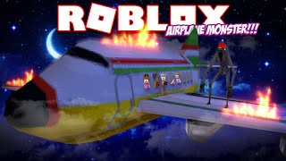 ROBLOX - CAMPING TRIP BUT ROPO IS THE MONSTER!!!!