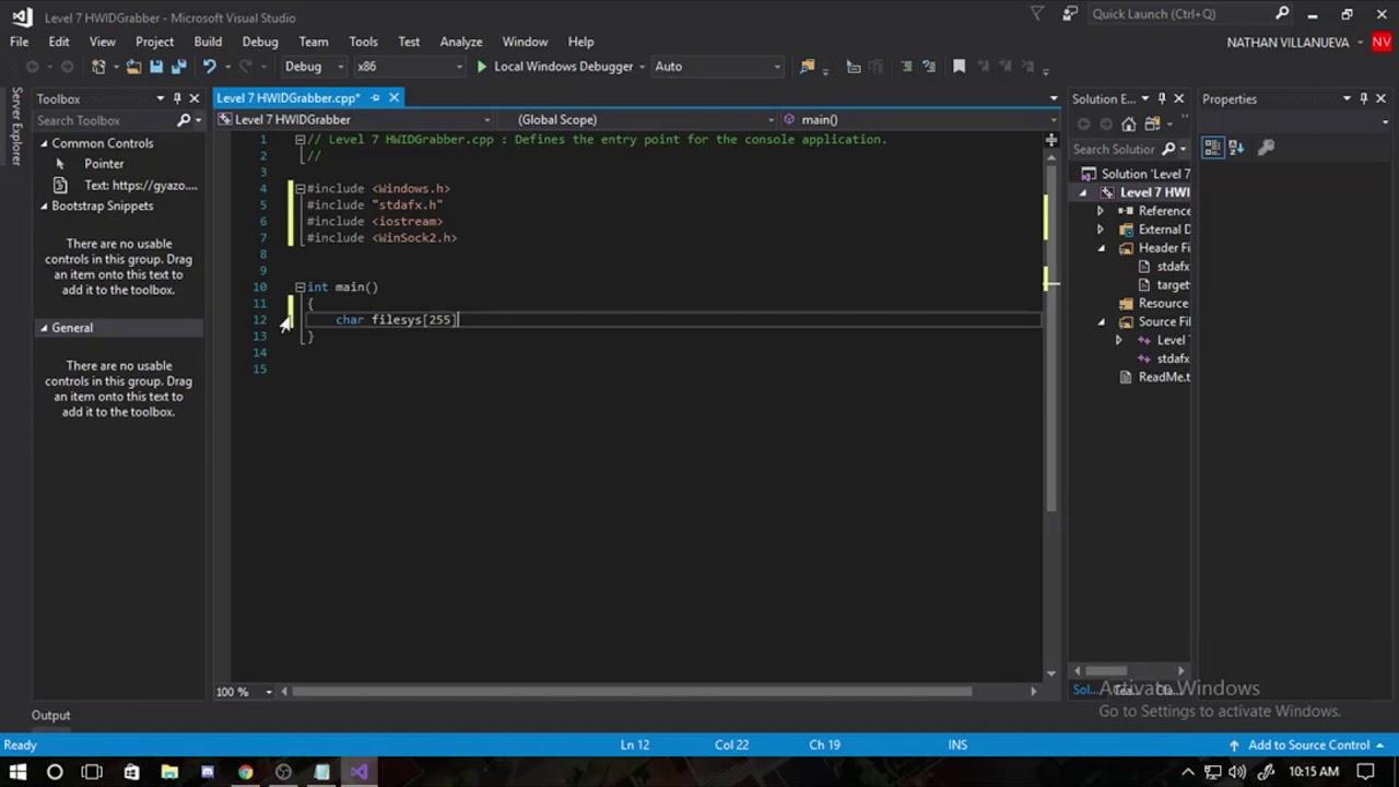 Roblox Making An Script Executor Hwidgrabber Youtube