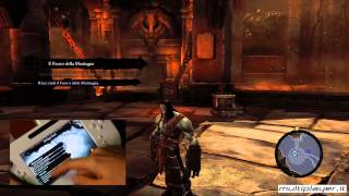 Darksiders II - Gameplay Wii U (HD)