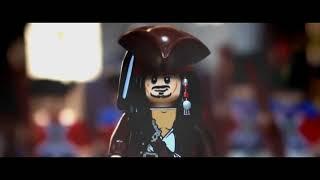 Пираты карибского моря мертвецы не рассказывают сказки (лего трейлер)