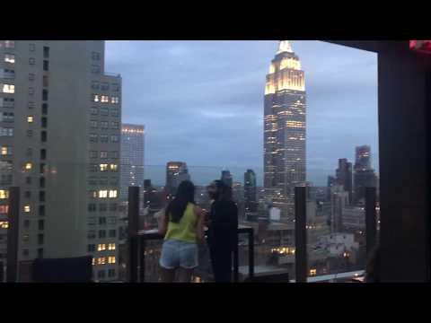 The Skylark Rooftop Bar In NYC