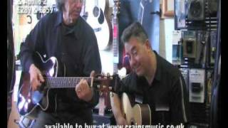 Freshman Acoustics Apollo 1 & Apollo2  £289 & £359 Craigs Music.wmv
