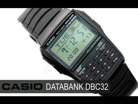 76beaa4d5dd2 Reloj Casio Calculadora Dbc 32 Originales... No Copias!!!!!! - U S ...