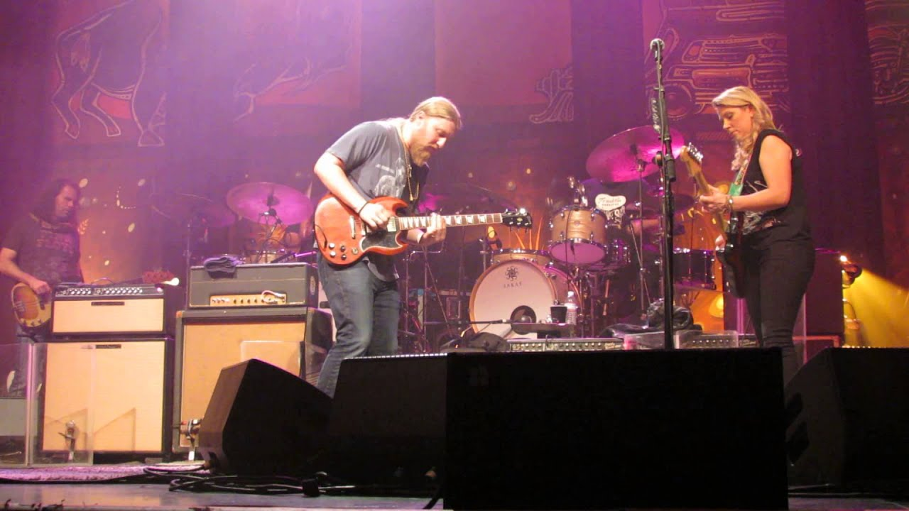 tedeschi trucks band i 39 m yours and i 39 m hers youtube. Black Bedroom Furniture Sets. Home Design Ideas