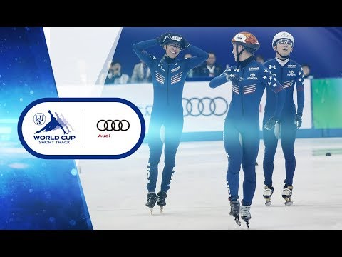 Men 5000m Relay - Shanghai 2017 | Audi ISU World Cup Short Track