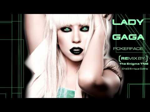 Lady Gaga  Pokerface The Enigma TNG Remix