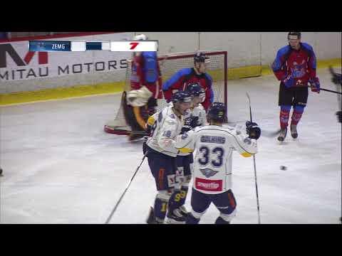 Hk Kurbads kļūst par Latvijas čempioniem hokejā - 4. finālspēles apskats
