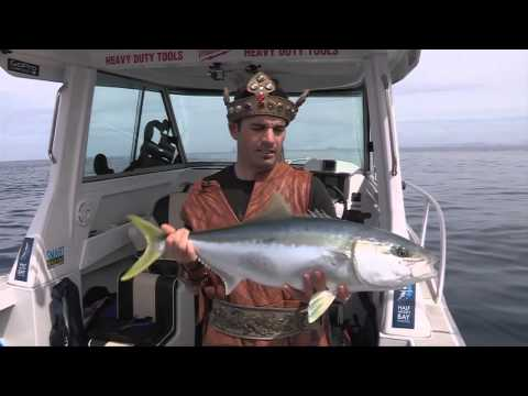 Milwaukee Fishing and Adventure Ep #2 - Coromandel Royale