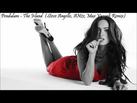 Pendulum - The Island (Steve Angello, AN21, Max Vangeli Remix)