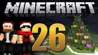 Especial de Natal - Minecraft Em busca da casa automática #26
