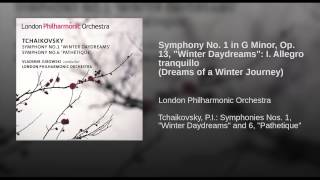 "Symphony No. 1 in G Minor, Op. 13, ""Winter Daydreams"": I. Allegro tranquillo (Dreams of a..."
