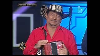 Lizandro Meza la rompió en la noche de eliminación de Yo Soy