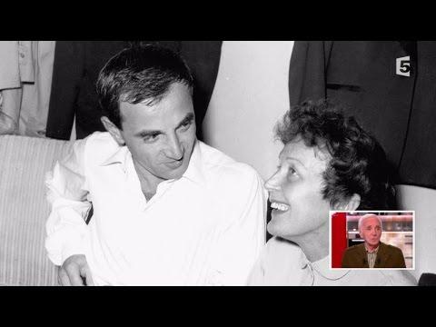Charles Aznavour sur Edith Piaf - C à vous - 05/05/2015